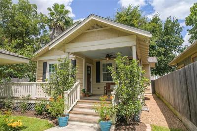 Houston Single Family Home For Sale: 723 E 25th Street