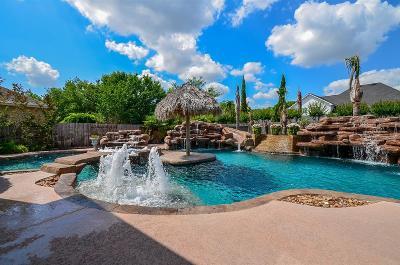 Katy Single Family Home For Sale: 23914 Coastal Meadow