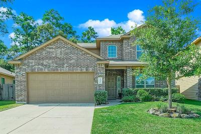 Conroe Single Family Home For Sale: 11446 W Woodmark
