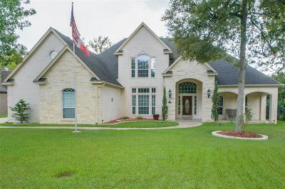 Willis Single Family Home For Sale: 12384 Aries Loop
