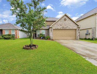 Conroe Single Family Home For Sale: 9980 Hyacinth Way