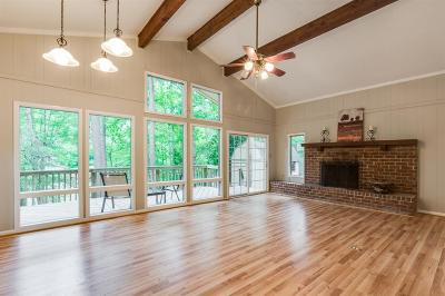 San Jacinto County Single Family Home For Sale: 531 N Forest Cove Loop