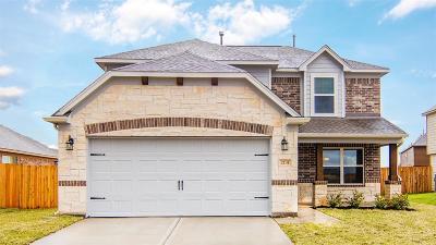 Rosenberg Single Family Home For Sale: 2131 Red Cedar