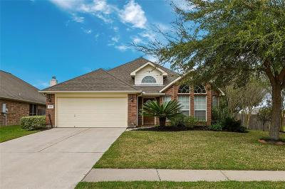 Katy Single Family Home For Sale: 6326 Crystal Forest Trail