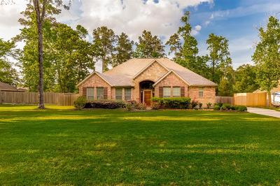 Magnolia Single Family Home For Sale: 7106 Black Forest Drive