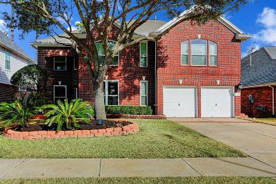 Tomball Single Family Home For Sale: 11918 Laurel Meadow Drive