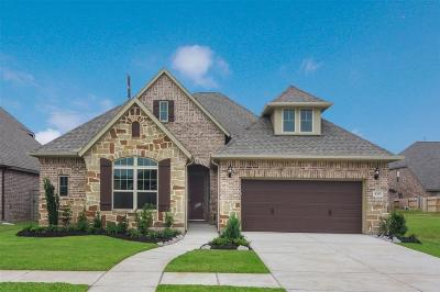 Manvel Single Family Home For Sale: 4310 Bayberry Ridge