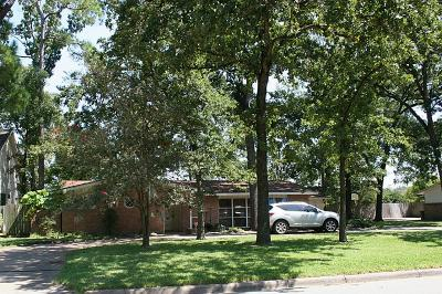 Harris County Single Family Home For Sale: 606 Wycliffe Drive