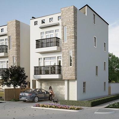 Houston Single Family Home For Sale: 1118 N Amundsen