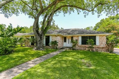 Houston Single Family Home For Sale: 12310 Brandywyne Drive