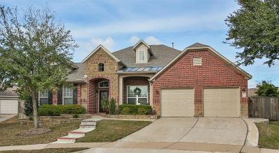 Richmond Single Family Home For Sale: 8003 Eden Park Court