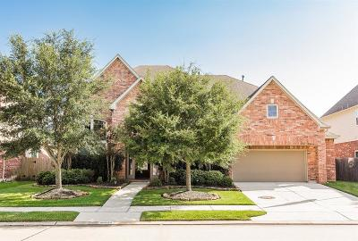 Katy TX Single Family Home For Sale: $450,000