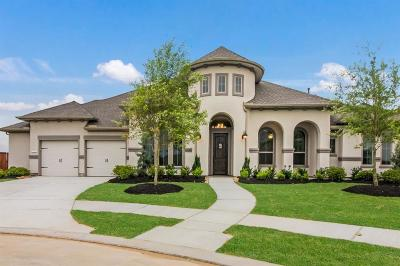 Cypress Single Family Home For Sale: 18014 Leander Tract Lane