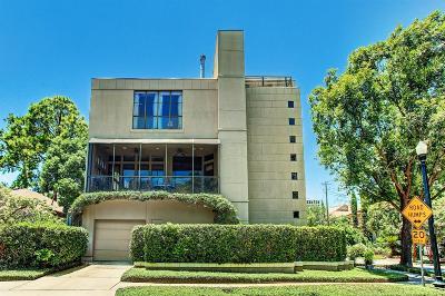 River Oaks Condo/Townhouse For Sale: 2303 Avalon Place