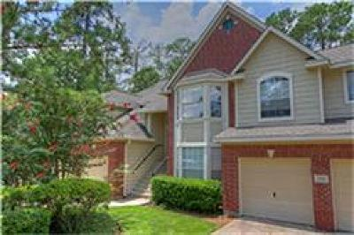 The Woodlands Condo/Townhouse For Sale: 102 N Magnolia Pond Place