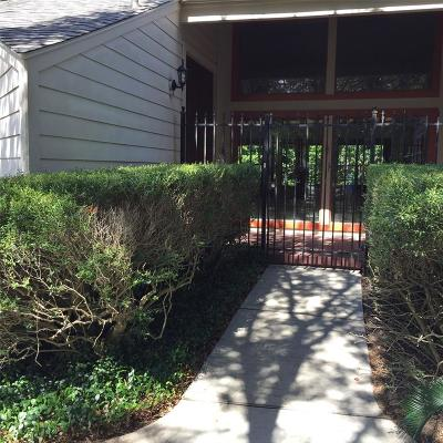 Houston Single Family Home For Sale: 625 Rancho Bauer Drive