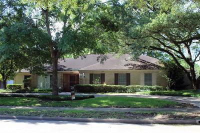 Meyerland Single Family Home For Sale: 5319 S Braeswood Boulevard S