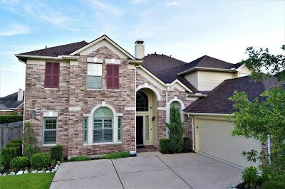 Pearland Single Family Home For Sale: 11907 Shady Sands Place