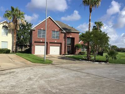Pearland Single Family Home For Sale: 402 Anacacho Lane