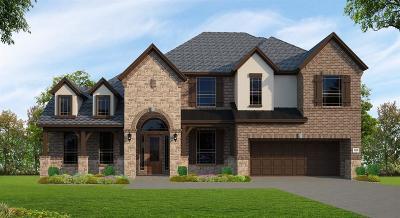 Fulshear Single Family Home For Sale: 28408 Ashton Meadows Lane