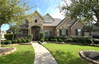 Cypress Single Family Home For Sale: 13714 Oak Harbor Bend