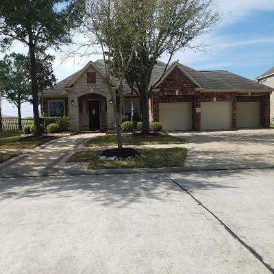 Houston Single Family Home For Sale: 10911 Keystone Fairway Drive