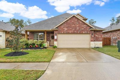 Conroe Single Family Home For Sale: 11423 Ryan Court N