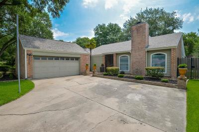 Single Family Home For Sale: 4606 Cloudmount Drive