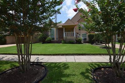 Missouri City Single Family Home For Sale: 8411 Quail Crest Drive