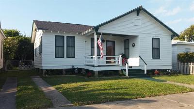 Galveston Rental For Rent: 3915 Avenue S