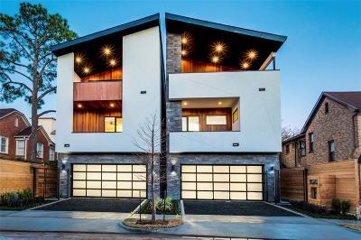 Houston Single Family Home For Sale: 1415 Crocker Street