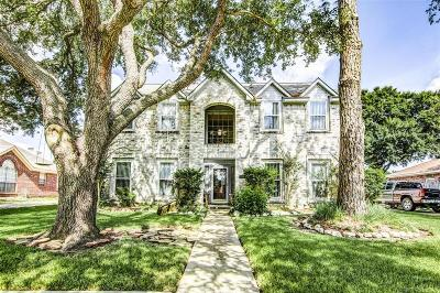 Katy Single Family Home For Sale: 23014 Red River Drive