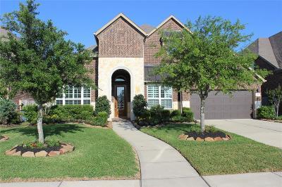 Katy Single Family Home For Sale: 25642 Luna Vista Lane