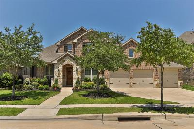 Cypress Single Family Home For Sale: 21018 Green Jewel Drive