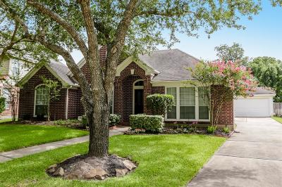 Sugar Land Single Family Home For Sale: 2026 Canyon Crest Drive