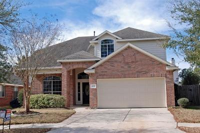 Tomball Single Family Home For Sale: 11922 Ute Mountain Lane