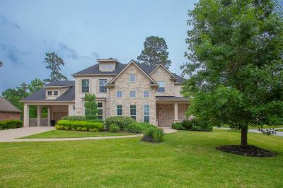 The Woodlands Single Family Home For Sale: 2 Antique Rose Court