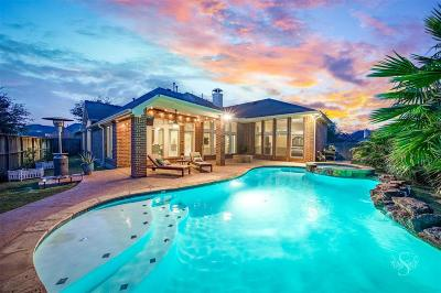 Fulshear Single Family Home For Sale: 6303 S Saddle Creek Lane