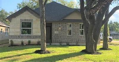 Dickinson Single Family Home For Sale: 3719 Venze