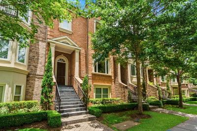 The Woodlands TX Condo/Townhouse For Sale: $899,900