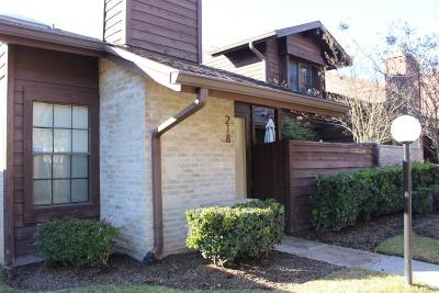 Sugar Land Condo/Townhouse For Sale: 2611 Grants Lake Boulevard #218