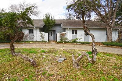 Houston Single Family Home For Sale: 5222 Braesheather Drive
