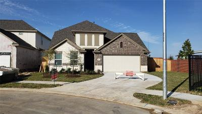 Cypress Single Family Home For Sale: 20602 Riley Copper Drive