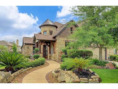 Richmond Single Family Home For Sale: 8507 Prairie Manor Drive