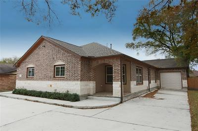 Houston Single Family Home For Sale: 11502 Quincewood Drive