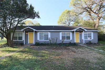 Tomball Multi Family Home For Sale: 14907 Sage Thrasher Drive