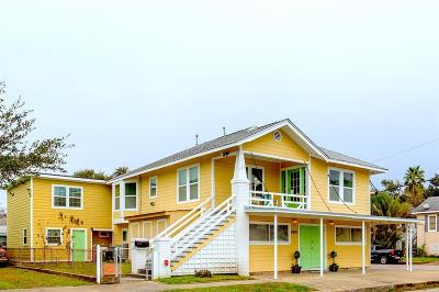 Single Family Home For Sale: 4902 Avenue Q