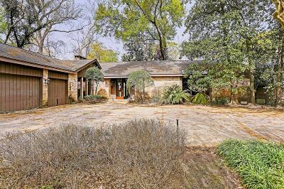 Houston Single Family Home For Sale: 106 Cove Creek Lane