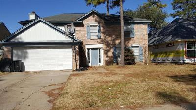 Spring Single Family Home For Sale: 9222 Silver Tip Drive