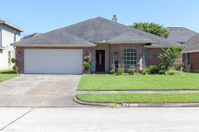 Baytown Single Family Home For Sale: 10627 Redwood Drive